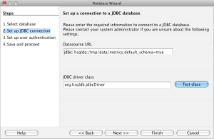 OpenOffice JDBC Connection